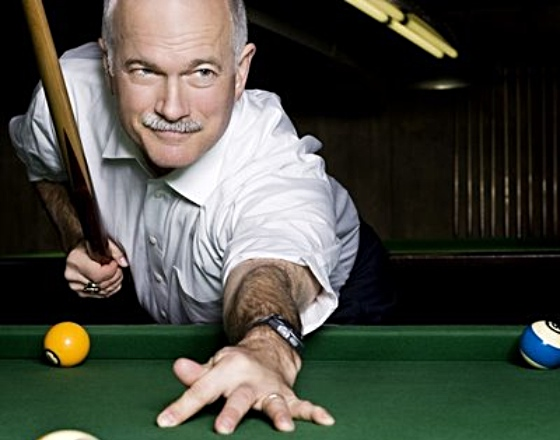 Mr. Jack Layton, deceased